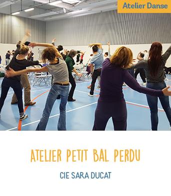 Atelier Petit Bal Perdu