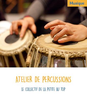 Ateliers de Percussions
