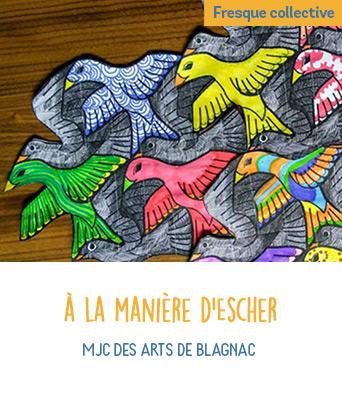 A la manière d'Escher