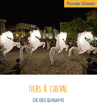 FierS à Cheval