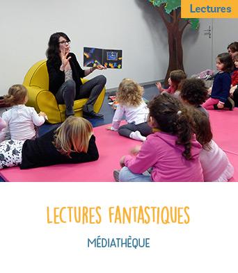 Lectures Fantastiques