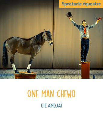 One Man Chewo