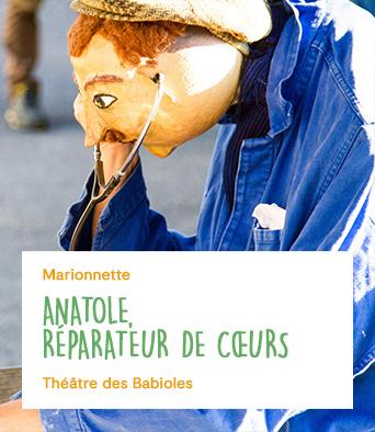 Anatole, réparateur de cœurs