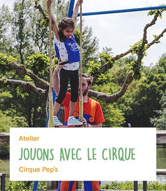 Jouons avec le cirque