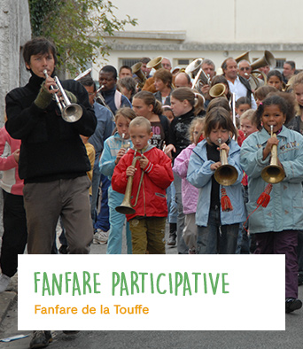 Fanfare participative