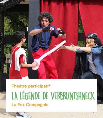 La Légende de Verbruntshneck