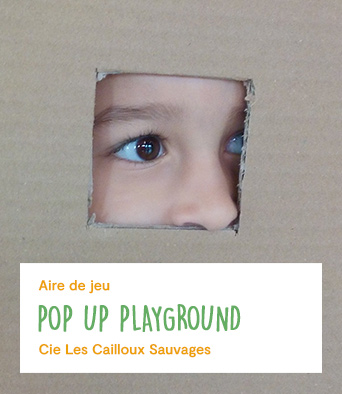 Pop Up Playground